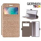 German Tech® - Handy Schutzhülle im Bookstyle mit