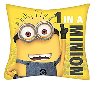 Despicable Me 2 Minions Offical Cushion DES119