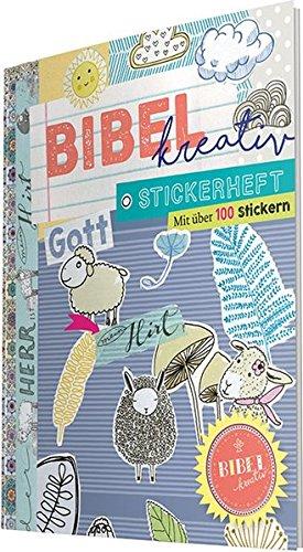 Stickerheft Bibel kreativ Der Herr ist mein Hirt