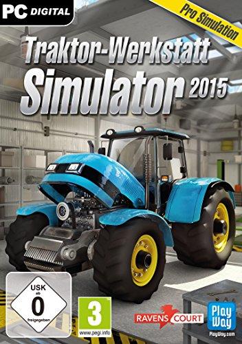 Traktor Werkstatt Simulator 2015
