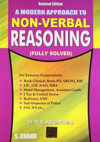 Non Verbal Reasoning