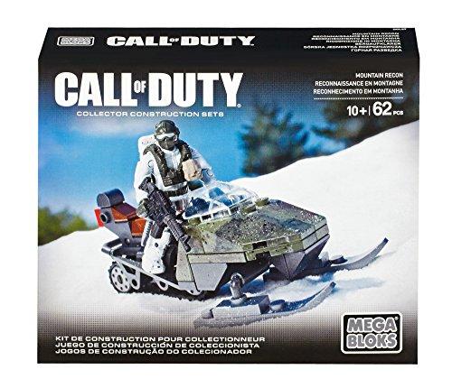Mega Bloks Call of Duty 06812 Equipo de Montaña