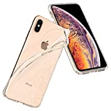 Spigen Coque iPhone XS Max [Liquid Crystal Glitter] Ultra Fine TPU Silicone [Crystal...
