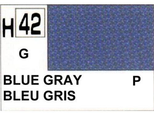 Gunze - Avion Miniature - Peinture maquette Gunze Gris Bleu - H042