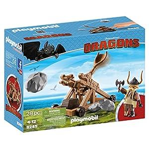 Playmobil 9245 - Skaracchio Con Catapulta 5 spesavip