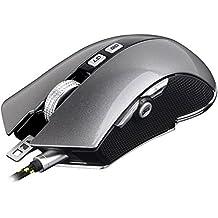 lbats X8profesión Gaming ratón con planchas de contrapeso