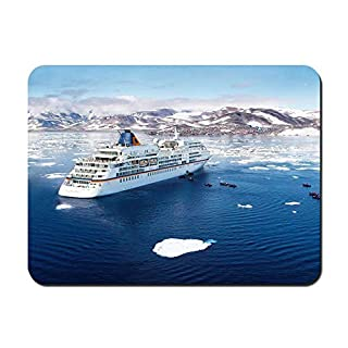 Mouse Pad - MS Europa Cruise - Customized Rectangle Non-Slip Rubber Mousepad Gaming Mouse Pad