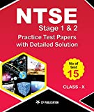 NTSE Class X Practice Test Papers (Stage 1 & 2) By Career Point Kota