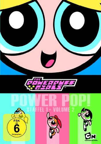 Powerpuff Girls 1998 Fernsehseriende