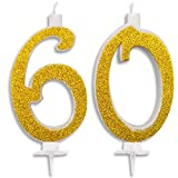 ZUNTO geburtstagstorte zum 60 geburtstag Haken Selbstklebend Bad und Küche Handtuchhalter Kleiderhaken Ohne Bohren 4 Stück