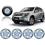 Autopearl Car Cap 17inches Wheel Cover for Mahindra XUV 500 (Set of 4)