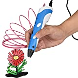 3D Drucker Stift Set, 3D Druckerstift Pen, mit 3 x 3Meter ABS Filament , für Kinder Erwachsene Kunstwerken