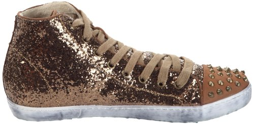 Colors of California HCFSK04, Damen Sneaker Braun (Bronze)