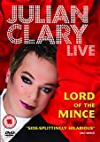 Julian Clary Live: Lord of the Mince [DVD] [2010]