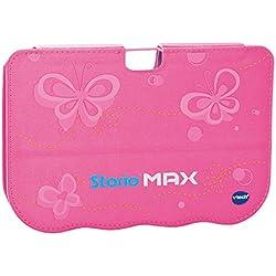 """Vtech - 218559 - Accessoire Pour Tablette - Storio Max 5"""" - Etui Support - Rose"""