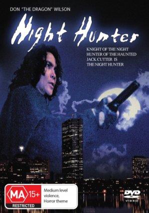 Blood Hunter / Night Hunter ( ) [ Australische Import ]