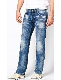 M.O.D Herren Straight Leg Jeans Thomas
