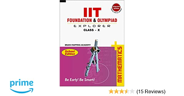 Iit foundation books for class 10 free download pdf