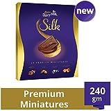 #9: Cadbury Dairy Milk Silk Pralines Chocolate Gift Box, 240g