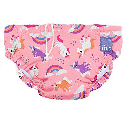 Preisvergleich Produktbild Bambino Mio, Schwimmwindel, Einhorn, M (6-12 Monate)