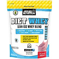 Applied Nutrition Diet Whey Protein Supplement, 1 Kg, Strawberry