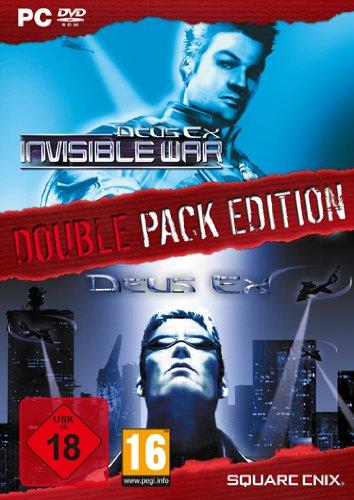 Deus Ex & Deus Ex: Invisible War Double Pack [Importación Alemana]