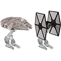2 Pack Hot Wheels Star Wars Die Cast Vehicle