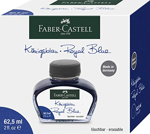 Faber-Castell - Tintero cristal