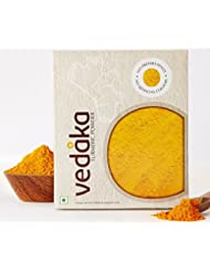 Amazon Brand - Vedaka Turmeric (Haldi) Powder, 200g