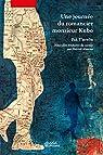 Une journée du romancier Monsieur Kubo par T'aewôn