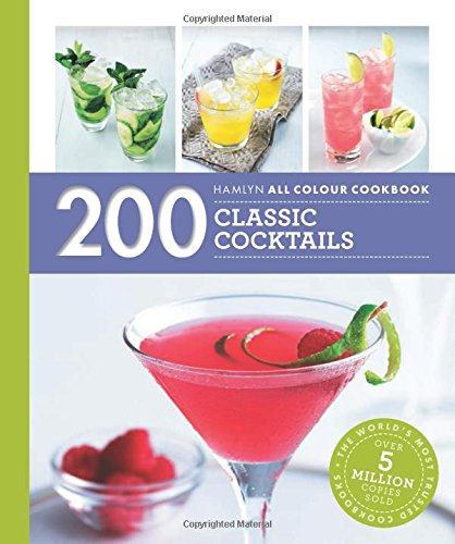 200-classic-cocktails-hamlyn-all-colour-cookery
