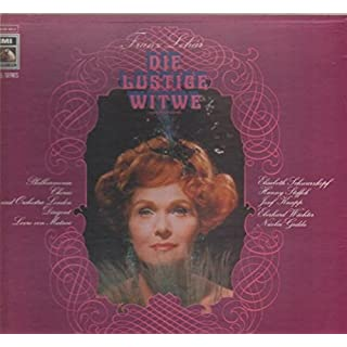 Die lustige Witwe,, Matacic, Philh Chorus and Orch London [2xVinyl]