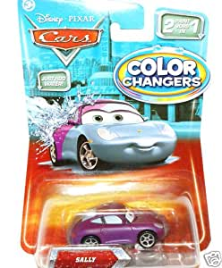 disney pixar cars petite voiture sally qui change de. Black Bedroom Furniture Sets. Home Design Ideas
