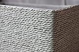 Aufbewahrungsboxen Biologisch Handarbeit aus Papier Pappe Körbe Umweltfreundlich für Accessoires Schminke 4er Set - 3