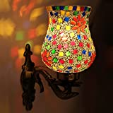Earthenmetal Handcrafted Designer Metal Fitting Wall Lamp/Light
