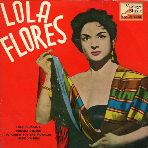 Vintage Spanish Song Nº55 - EPs Collectors