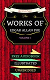 Image de The Works of Edgar Allan Poe - Volume I: By Edgar Allan Poe & Illustrated (An Au