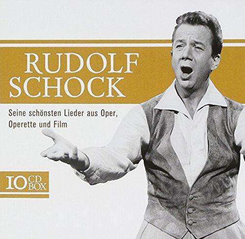 Rudolf Schock Seine Schönsten Lieder Aus Oper, Operette und Film