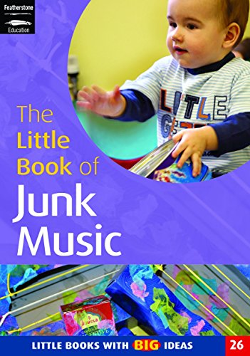 The Little Book of Junk Music: Little Books with Big Ideas (Little Books) by Simon G.G. Macdonald (1-Feb-2004) Spiral-bound