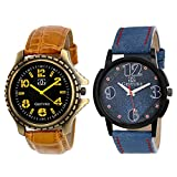 Gesture Combo Of Two Elegant Watches For...