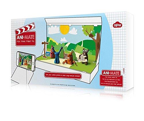 Ani-Mate Mini Movie Maker Kit - Machen Sie Ihren Eigenen Film Mit Ihrem Smart (Machen Kit)
