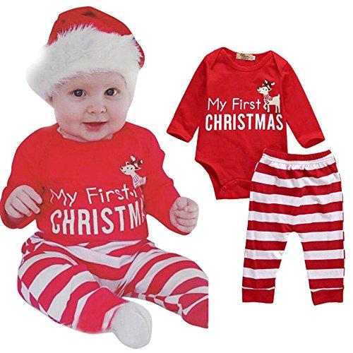 eugeboren Baby 2Stk Outfits