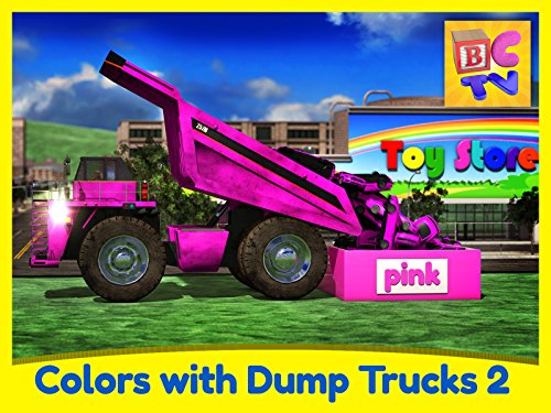 learn-colors-with-dump-trucks-part-2