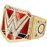 WWE UNIVERSAL CINTURÓN DE CAMPEÓN dedo Ring