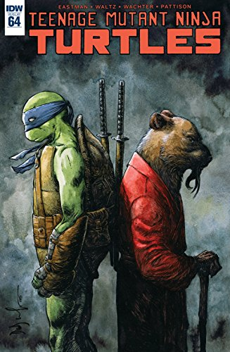 Teenage Mutant Ninja Turtles #64 (English Edition) eBook ...