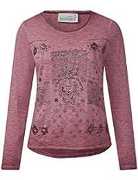 CECIL Damen Langarmshirt mit Boho Print