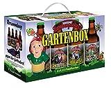 Bierundmehr Garten Bier Box im 8er Geschenkkarton (8 x 0.33 l) -