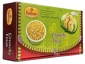 Haldiram's Prabhuji Crunchi Treat, 400g
