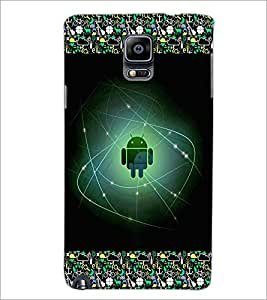 PrintDhaba Android D-2511 Back Case Cover for SAMSUNG GALAXY NOTE 3 (Multi-Coloured)