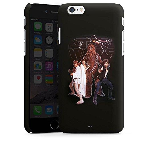 Apple iPhone X Silikon Hülle Case Schutzhülle Star Wars Merchandise Fanartikel Rebellen Armee Premium Case matt